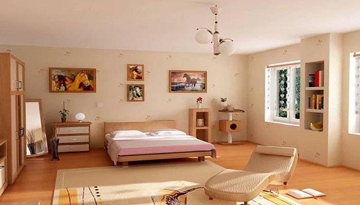 Cách bố trí không gian phòng ngủ hợp phong thủy