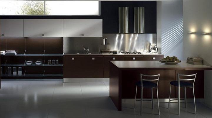 9 mẫu thiết kế phong cách tủ bếp hiện đại