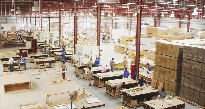 Xưởng sản xuất đồ gỗ nội thất tại TPHCM
