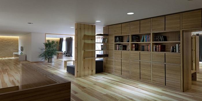 Nâng tầm cao mới cho không gian nội thất với gỗ tự nhiên