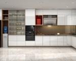 Tủ bếp Acrylic là gì?
