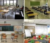 Mẫu bàn ghế trường học đẹp